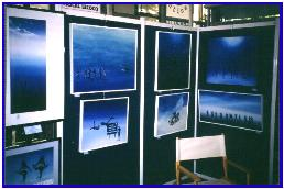 Pascal's 20th anniversaary of exhibition, Antibes 1997