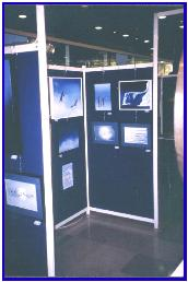 Pascal, exhibition Antibes 1997