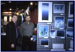 Exhibition at Dema 1998, by Pascal Lecocq