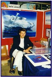 Pascal Lecoq, Antibes 1998, pic Axelle Braud