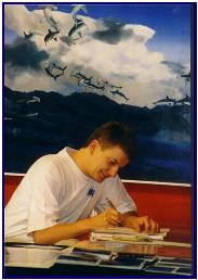 Pascal Lecocq, Antibes 1998