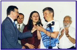 Award ceremony pic by K.Roudeshko