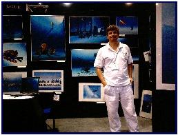 Dema show 2003, Pascal's exhibition