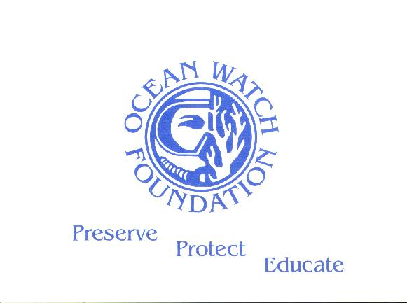 OCEAN Watch Clean up 2003