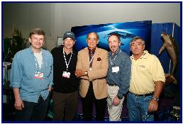 Pascal, Wyland, E.Brooks, Rogest, P.CHevaillier, pic by Ed. Gringa