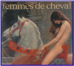 Femmes de cheval, cover