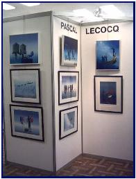 Exhibition in Kiev 2004