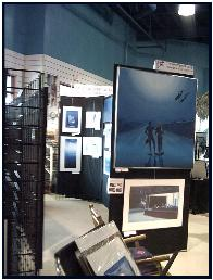Marine Art show and Charity Event at World Watersports new location in Fort Lauderdale