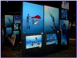 Dema 2007 pascal Lecocq show