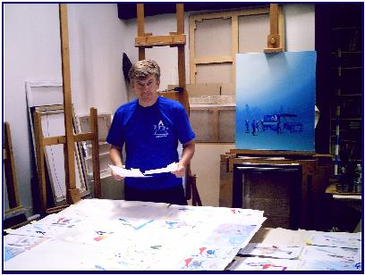 All the drawings Contest Pascal Lecocq 2007