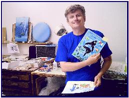 Winning artwork at the Contest Pascal Lecocq 2007
