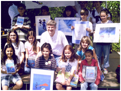 All winners of Pascal's contest 2008, Gumbo Limbo Boca Raton