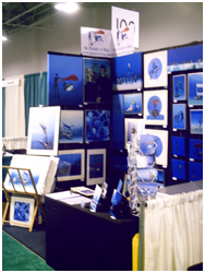 Pascal's exhibition at BTS 2008