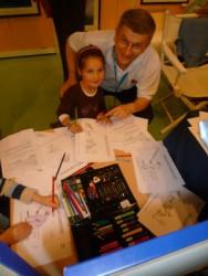 Participants of Pascal's contest, with publishing parents authorization
