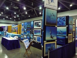 Pascal's exhibition at Tacoma 2010