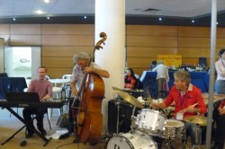 Great Opening with Bernard Abeille, Kurt Amsler..., october 2010