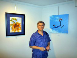 Artists reception May 26th, Coral Spring Museum of Art