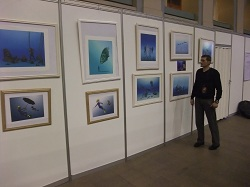 Pascal's exhibition Moscow 2012
