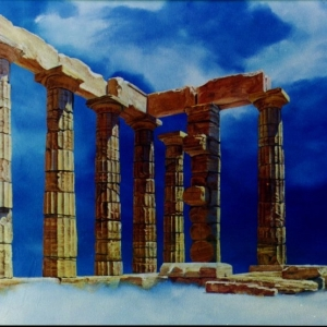 Poseidon's columns